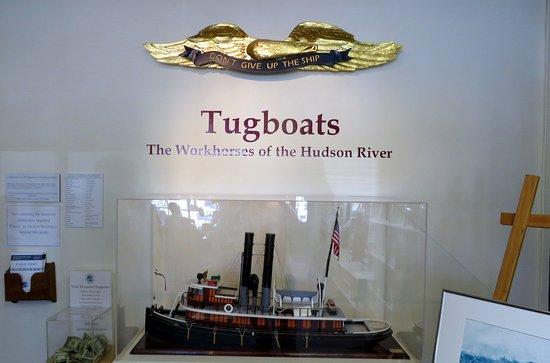 Kingston, État de New York : Tugboat