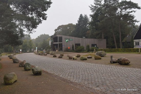 Holten, Países Bajos: Diorama in de herfst