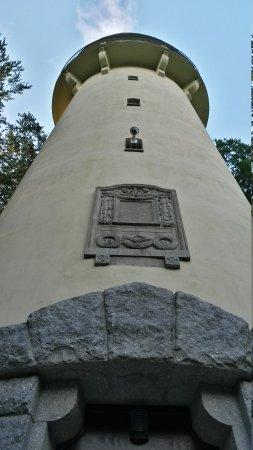 """Tower """"Mushroom"""" - Krzywoustego Hill"""