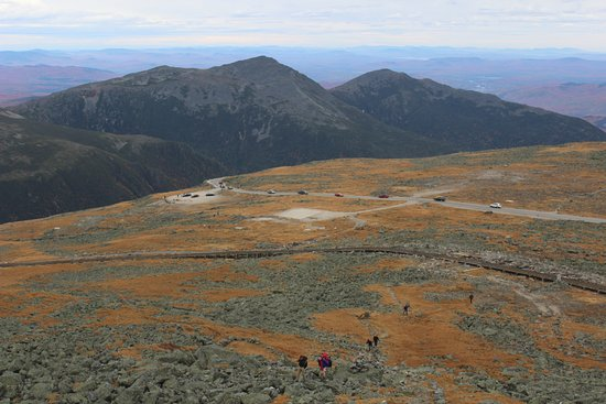 Gorham, Nueva Hampshire: Mt Washington summit view