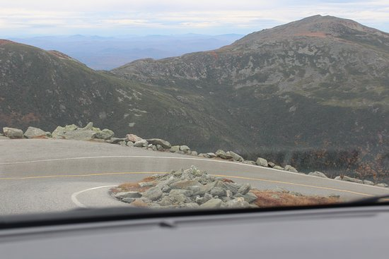 Gorham, Nueva Hampshire: Mt washington auto road