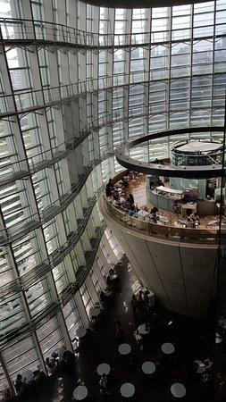 The National Art Center, Tokyo: interior do museu