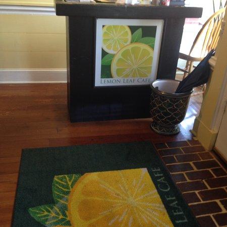 Chestertown, Мэриленд: Lemon theme