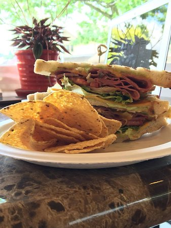 Kirkland, WA: Roasted beef panini