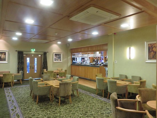 Garstang, UK: The Bar Area