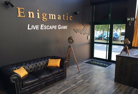 Enigmatic Paris - Live Escape Game