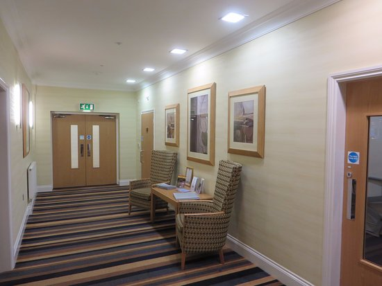 Garstang, UK: Entrance Area
