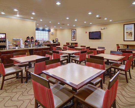 Roanoke, Teksas: Breakfast Room
