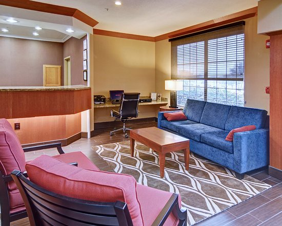 Comfort Suites Near Alliance