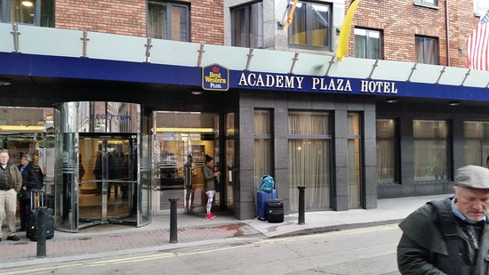 BEST WESTERN PLUS Academy Plaza Hotel: 20161024_102020_large.jpg
