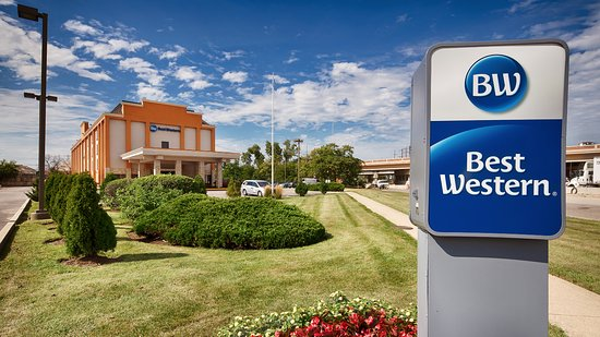 Elk Grove Village, IL: Welcome to the Best Western O'Hare North/Elk Grove