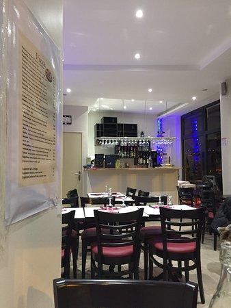 Медон, Франция: Pizzeria Dudi
