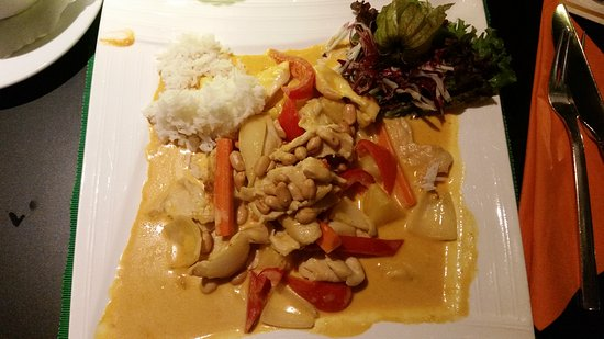 Wunstorf, Tyskland: Thanh Thanh Curry