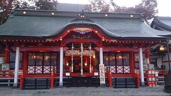 Fukashi Shrine