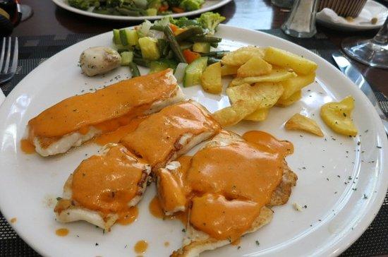 Gallo Nero: Perfect fresh fish