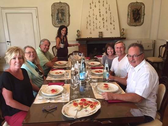 Peccioli, Itália: Private Lunch at Tenuta Di Ghizzano