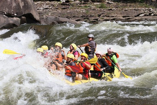 Oak Hill, WV: Lower Gauley adrenaline-packed adventure
