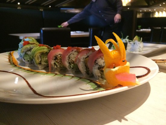 Belleville, Canada: Dragon King Sushi-EXCELLENT!!