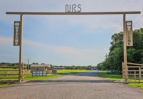 Decatur, TX: NRS Guest Ranch Entrance