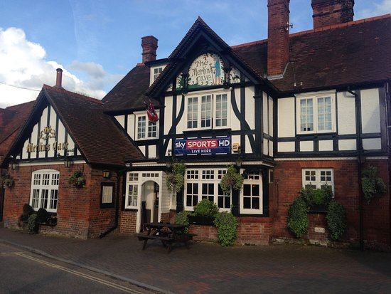 Hotels Near Chalfont St Giles