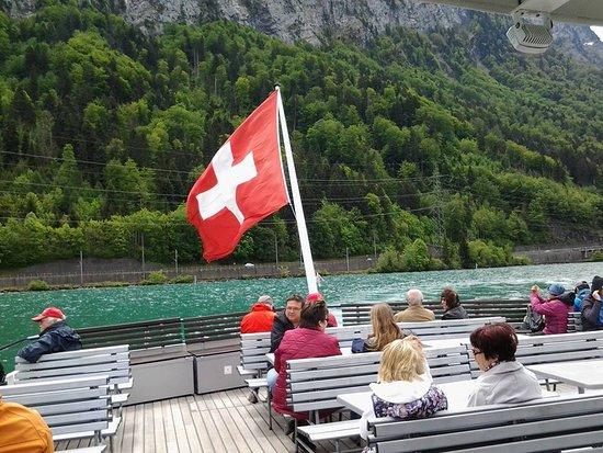 Thun, Sveits: BLS Schiffahrt