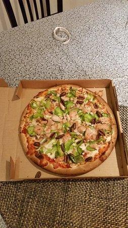 Narre Warren, Australia: Time for pizzza