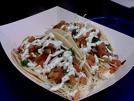 authentic baja fish tacos picture of mid town grill On authentic fish tacos