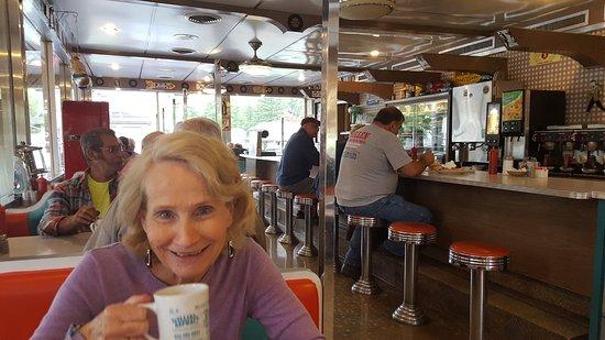 Waterloo, NY: Breakfast