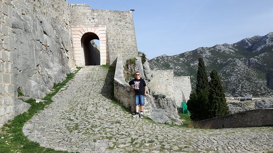 Klis, โครเอเชีย: Einer von paar Drehorten von Game of Thrones
