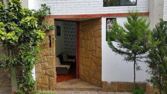 Lima Region, Peru: Entrada Apartment