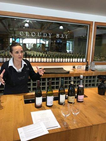 "Rapaura, Nuova Zelanda: Very informative ""tasting experience"""
