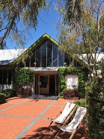Rapaura, Nuova Zelanda: Entrance