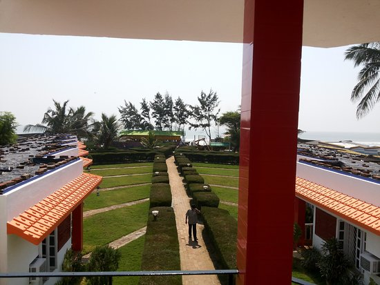 Neel Nirjaney: View from private balcony