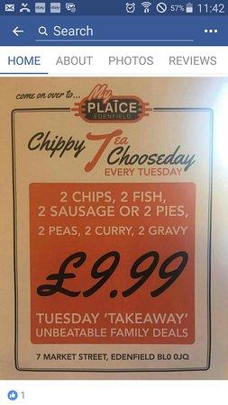 Bury, UK: Great taste..Great value. Get FRESH