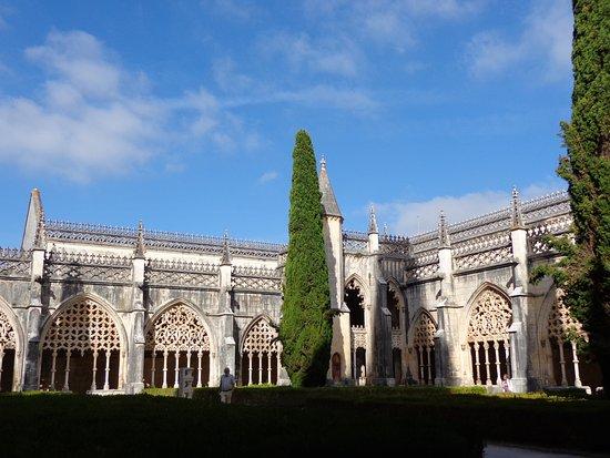 Batalha, Πορτογαλία: cloister hall