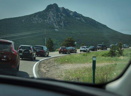 Peak to Peak Scenic Byway: Peak to Peak Slow Down