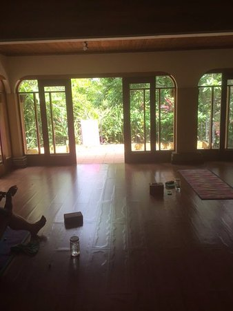 DoceLunas Hotel, Restaurant & Spa: Yoga studio
