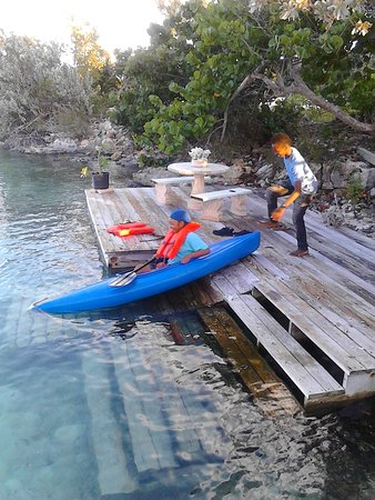 George Town, Great Exuma: Rent a Kayak for the day