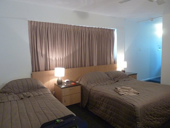 Baileys Motel: Tidy Room