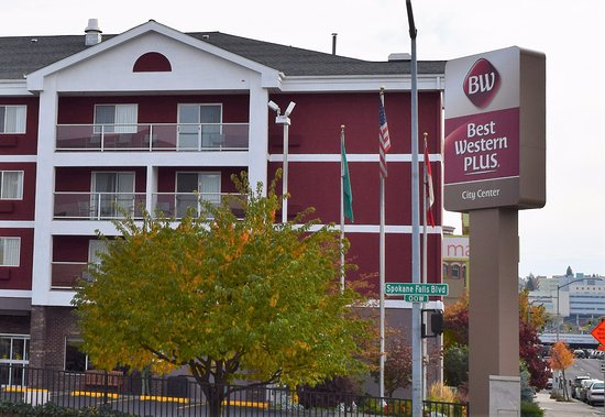 Welcome to the Best Western Plus City Center in downtown Spokane, WA