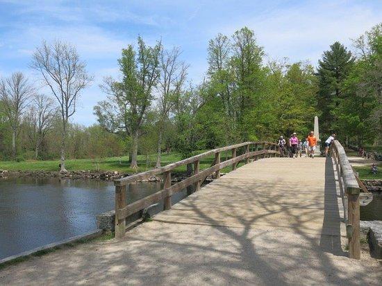 Concord, MA: The Bridge