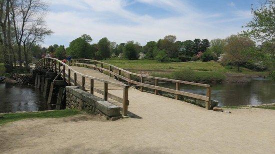 North Bridge : The Bridge