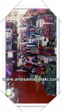 Artesanias Maki: artesanias de machupicchu maki