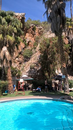 MIneral Pools at Avalon Springs