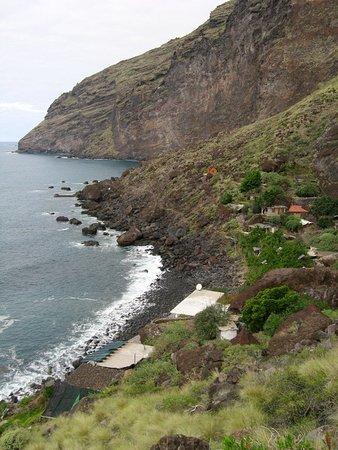 Tijarafe, España: La Veta aus 85m Höhe