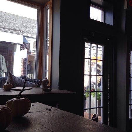 Sag Harbor, Νέα Υόρκη: Sagtown Coffee