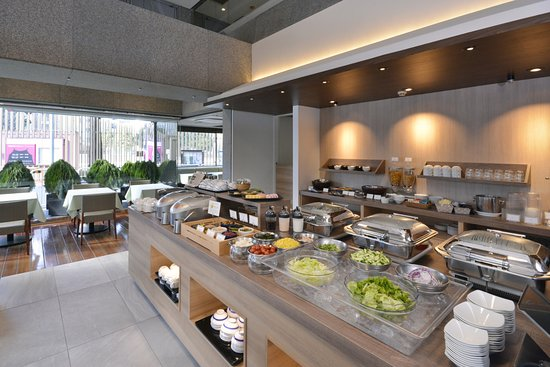 Premier Hotel -CABIN- Shinjuku: restaurant for breakfast