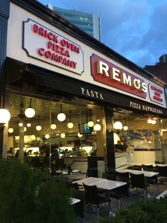 Remo's Brick Oven Pizza : photo0.jpg