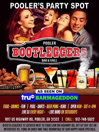Pooler, GA: Bootleggers