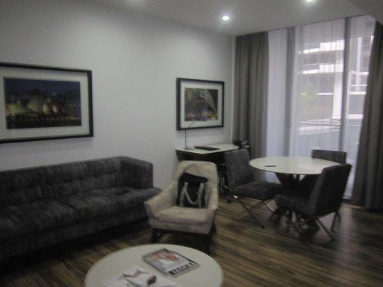 Mascot, Australien: living room